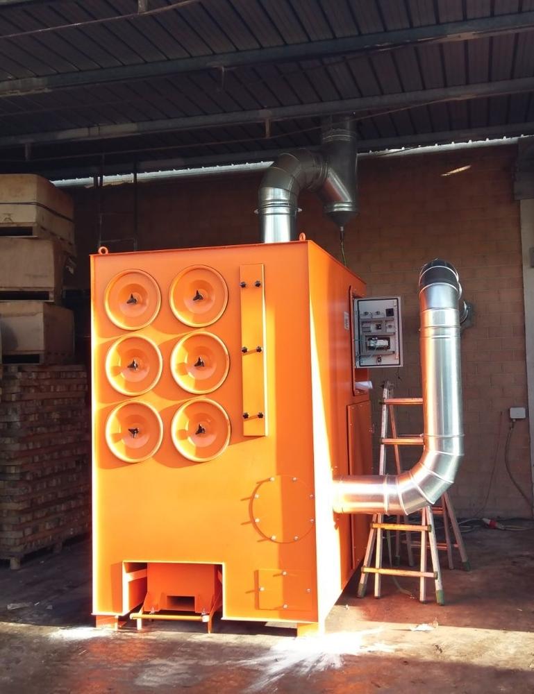 Impianti di filtrazione taglio termico - 1