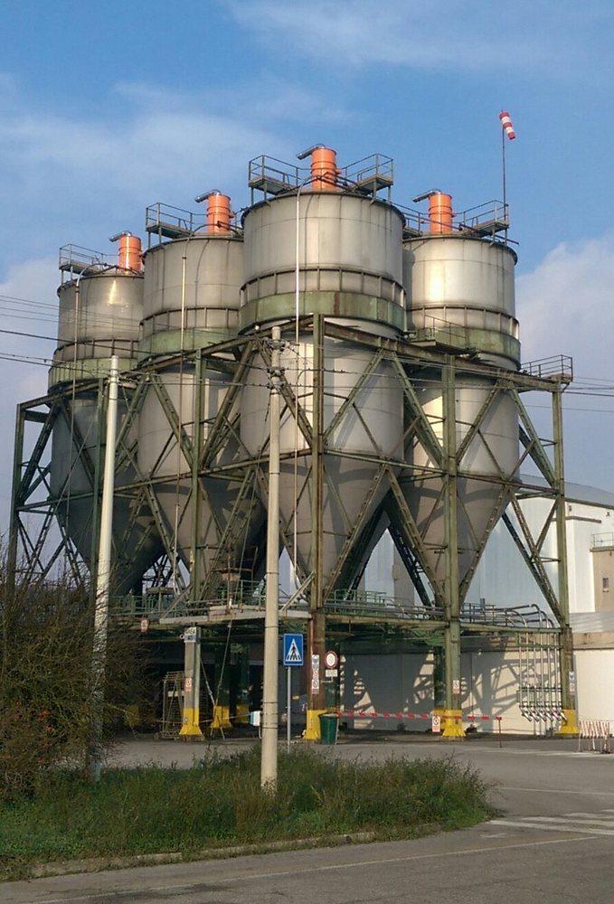 Impianto filtrazione polveri chimiche - 3