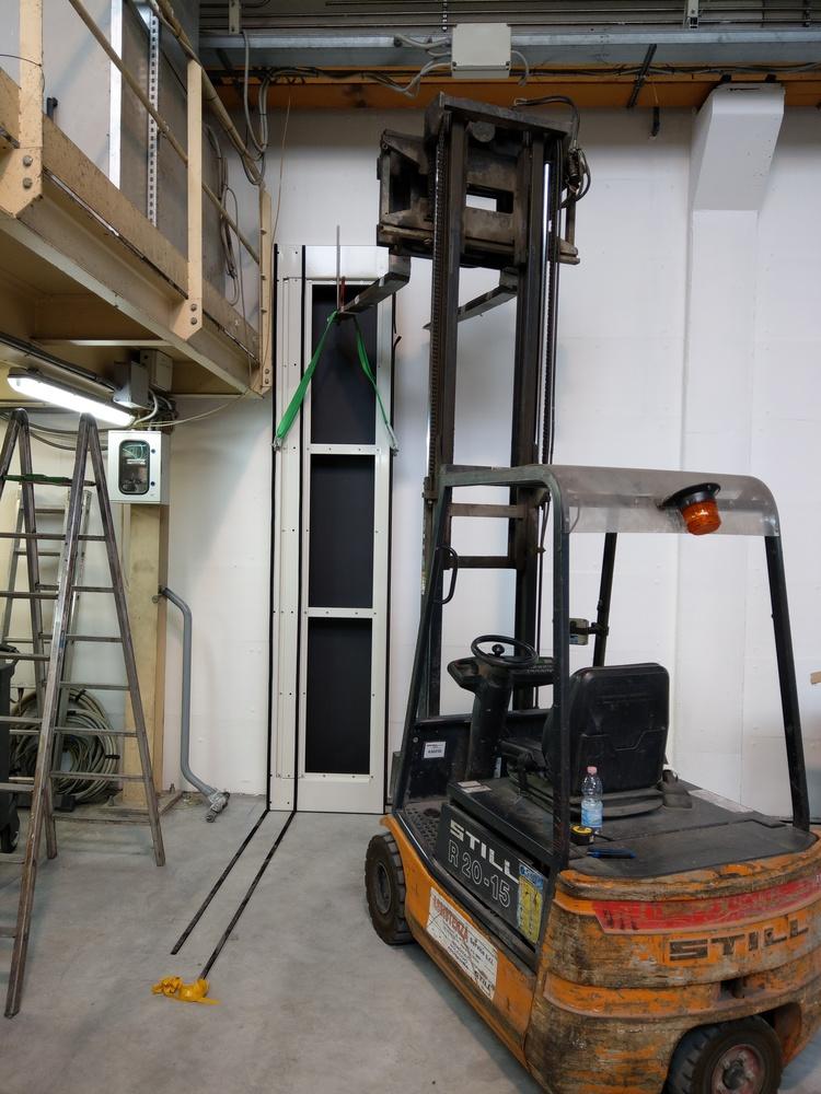 Cabina robot di metallizzazione - 17