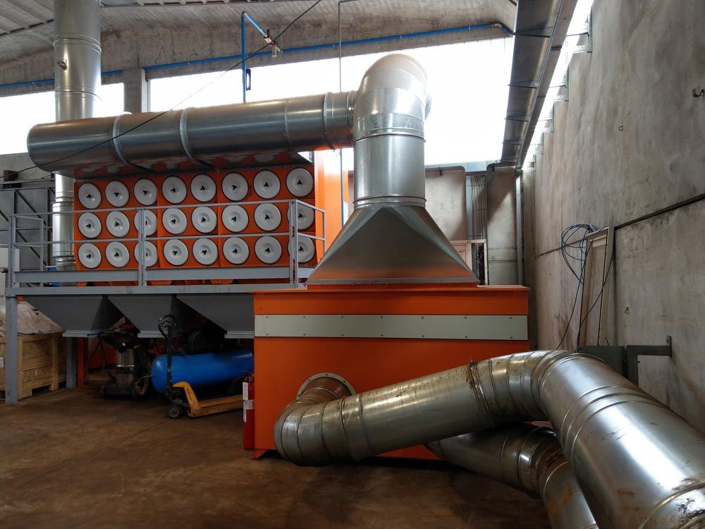Impianti di filtrazione taglio termico - 5