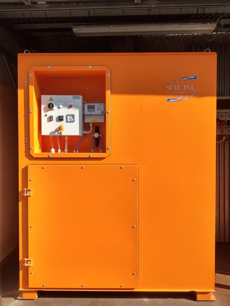 Impianti di filtrazione taglio termico - 11