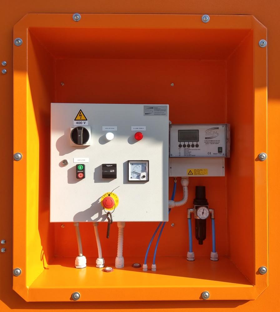Impianti di filtrazione taglio termico - 12