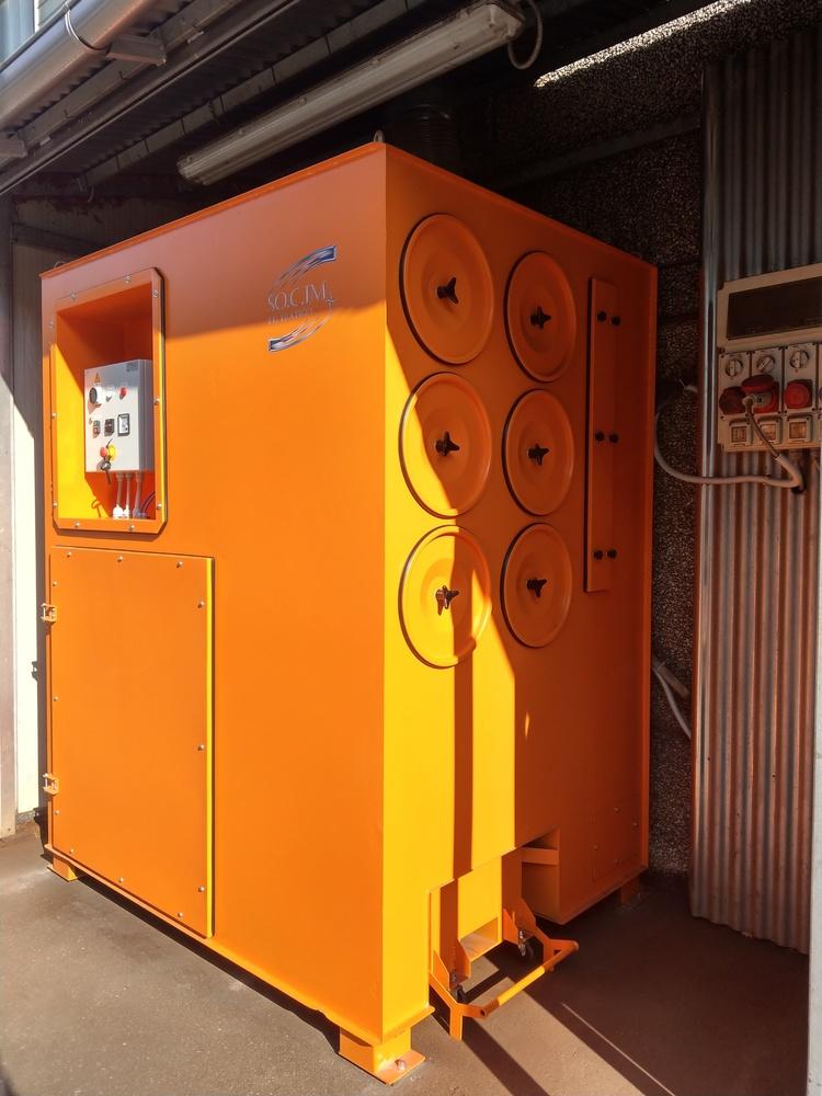 Impianti di filtrazione taglio termico - 10